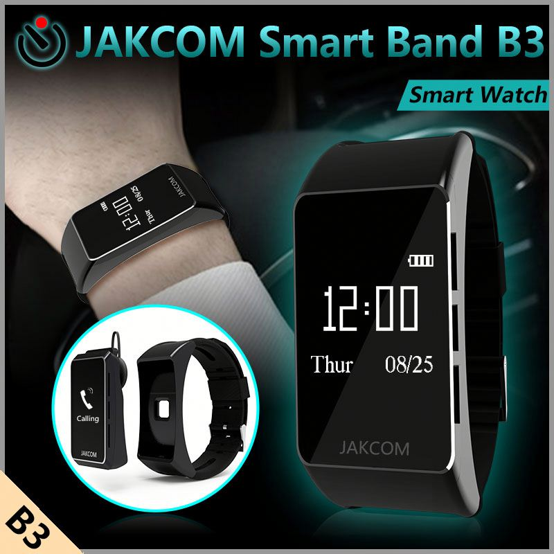 Jakcom B3 Smart Watch 2017 New Premium Of Wristwatches Hot Sale With Nylon Nato Watch Strap Wooden Watches Watch Phone