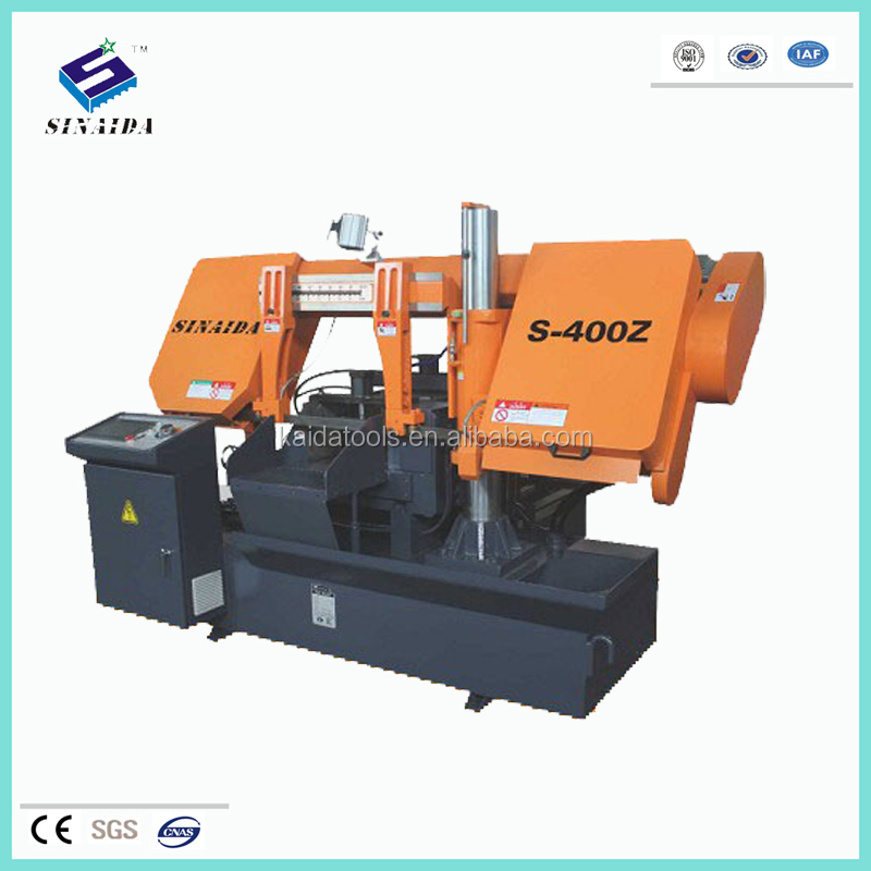 High Margin Products New Machinery band saw for steel pipe S-400Z
