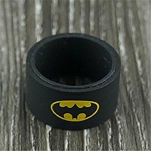 aa30c52fb11f5d Buy Silicone Superhero Vape Bands Tank Band Batman (Batman (3 Pack ...