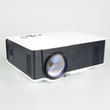 Small cheap full hd TV 800*480 led projector 1500 lumens LED Projector beamer