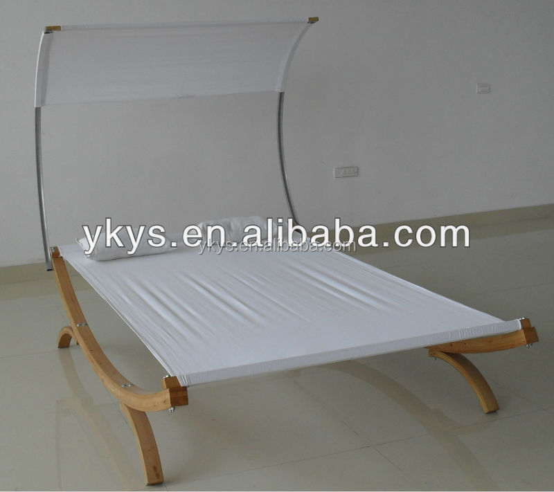Hammock Stand With Canopy