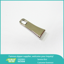 Nickel-free zipper pull custom design metal puller
