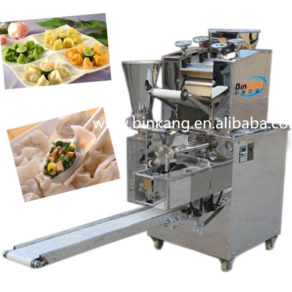 Commercial Small Pasta Dumpling Machine Dumpling Making Machine ...