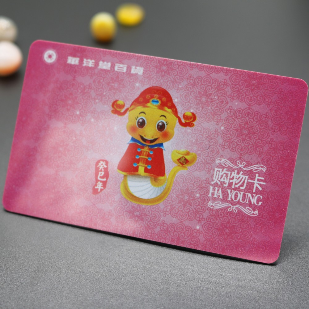 PVC Gift Card With Card Holder,Logo,Magnetic Stripe,Website,Contact Number and E-mail...