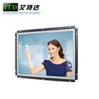 15 inch open frame lcd touch screen monitor with Resistive/ S.A.W/ Capacitive/ IR touchscreen optional for kiosk