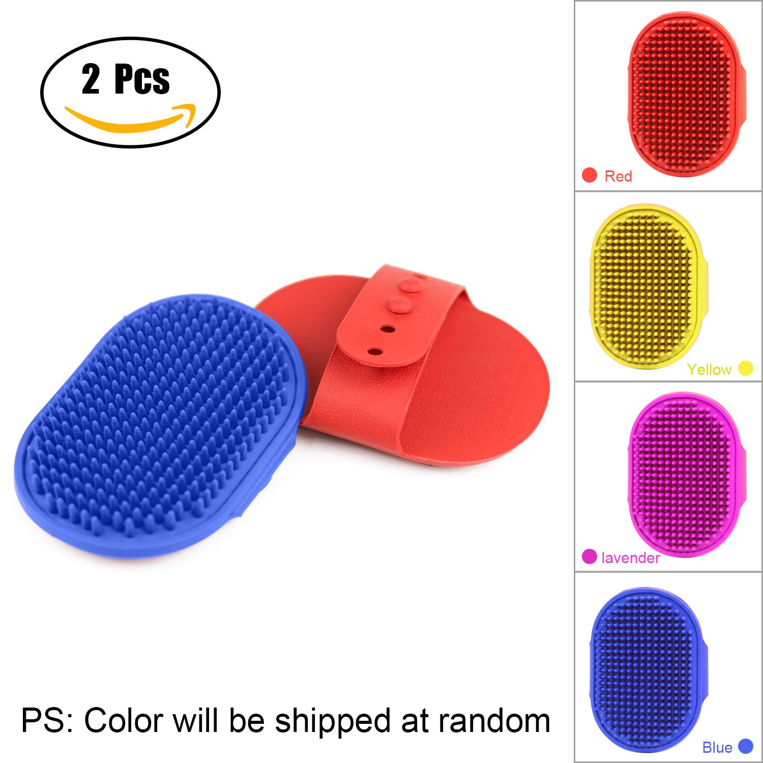 Cheap Hair Brush For Tangles Find Deals On The Wet Moroccan Detangler Powder Blue Get Quotations Maylit Pet Shampoo Scalp Massager Remover Curry Comb Dog Cat Grooming