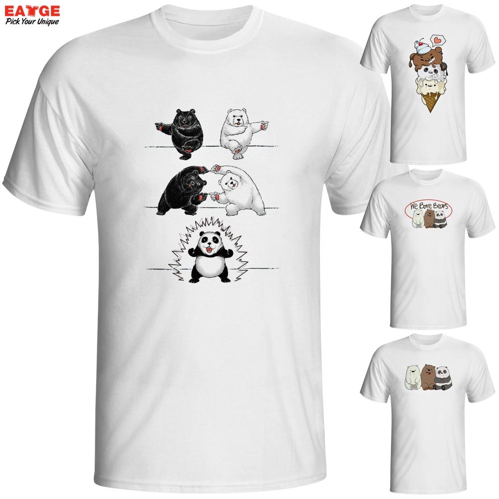 Compra Camisa de oso panda online al por mayor de China