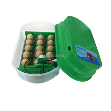 Hot sale full automatic egg incubator/chicken incubator/egg incubator with hatching 24 eggs in uae for sale