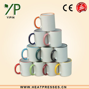 ceramic white blank sublimation mug vendor