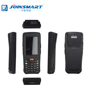 Rugged Industrial Hand held Fingerprint mobile computer terminal PDA with WiFi , RFID reader and GPS X15