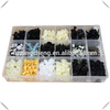 Chinese hot sell moulding plastic clips for Toyota