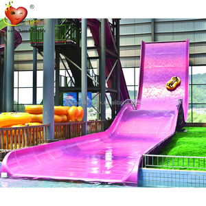 Vigorous water slide pipes sale+exciting outdoor family slide
