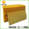 Factory price Plastic beeswax foundation for honey bee/bulk plastic & organic beeswax comb foundation sheet