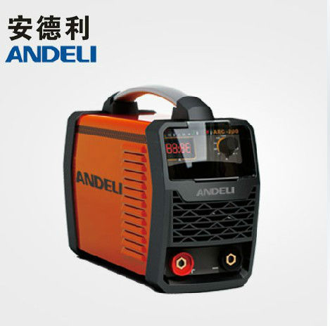 CE,CCC DC MMA single phase small inverter ARC welding machine from ANDELI