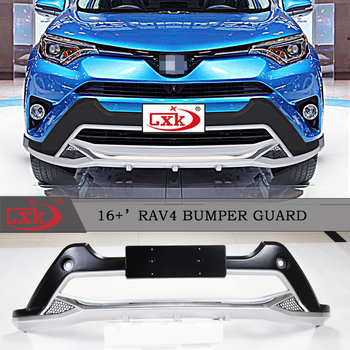 High Quality Abs Front And Rear Bumper Guard For Rav4 2016 Buy