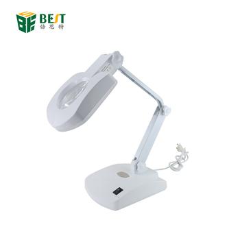 Lámpara De Product Abrazadera Lectura Bst Buy Exportador Led on De Aumento 8x De Lámpara Lámpara Mag Luz Led 8611bl Aumento Lámpara Aumento Led 8w0nOPkX