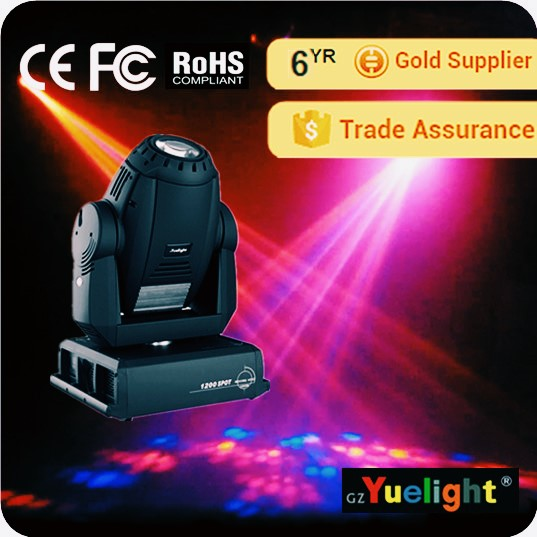 Factory Price 1200W Beam Spot Wash 3 in 1 Moving Head Light CE RoHs