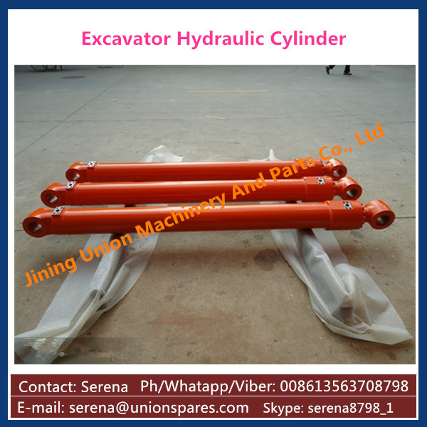 heavy equipment excavator arm boom bucket hydraulic cylinder for komatsu for hitachi for daewoo for hyundai