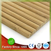 Friendly 3d exterior decorative bamboo wall panel