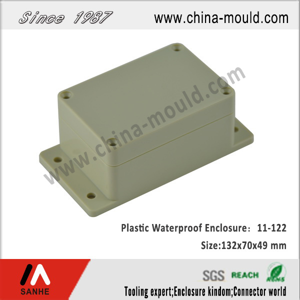 IP65 ABS plastic waterproof enclosures for electronic