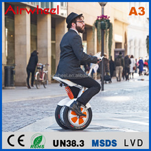 Best selling Airwheel A3 2 wheel electric self balance scooter