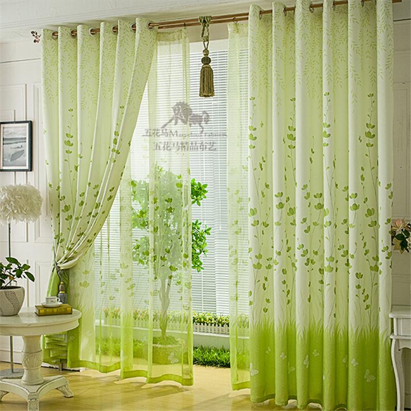 Kitchen Curtain Fabric: Aliexpress.com : Buy Free Shipping Customize Green Window