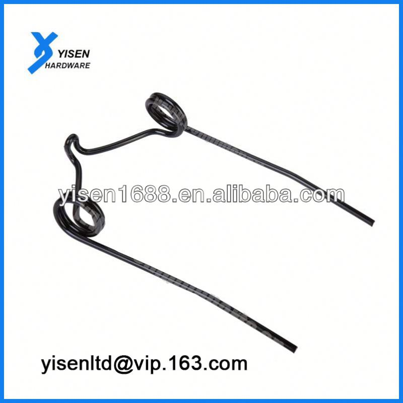 headphone metal wire forming springs