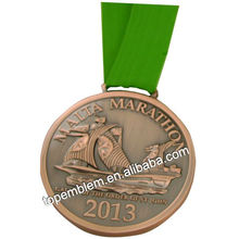Metal Sports Medals Marathon medal, Sports Souvenir/Gift Business Gift