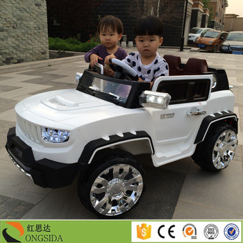 china supplier 2016 hot sale baby battery car 4 wheel electric kids ride on toys