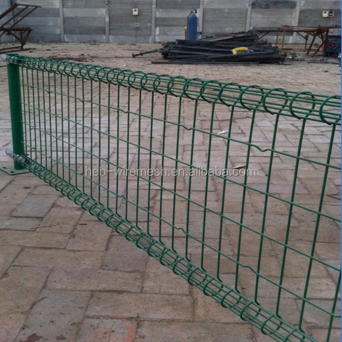 Fantastic Twisted Double Loop Wire Fence Contemporary - Electrical ...