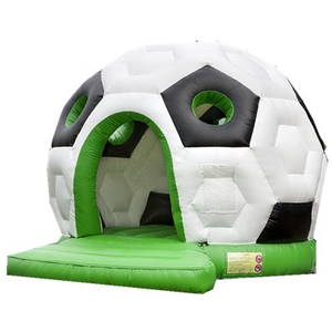 Inflatable soccer bouncer castle yard bounce house for kids