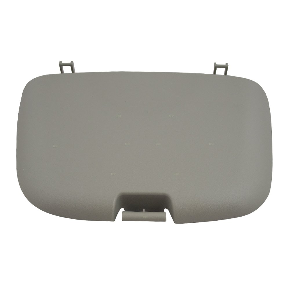 Beige Overhead Console Sunglasses Holder Bin Replacement for Dodge Ram Pickup Truck SN96TL2AA