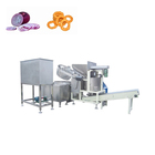 automatic fryer machine deep fryer oil filter machine