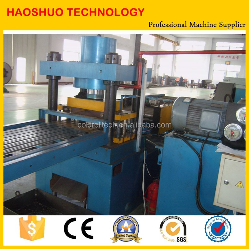 steel panel radiator production line