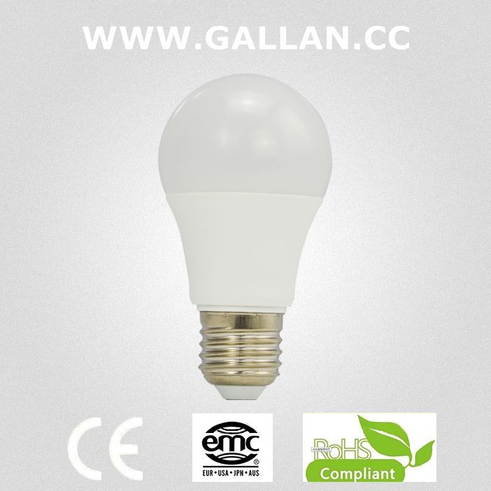 Latest led components parts for 9W led bulb