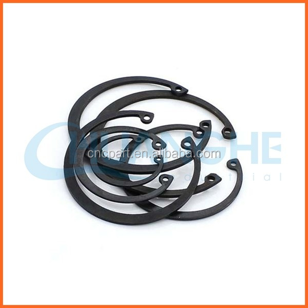 China supplier custom retain rings for shaft circlips