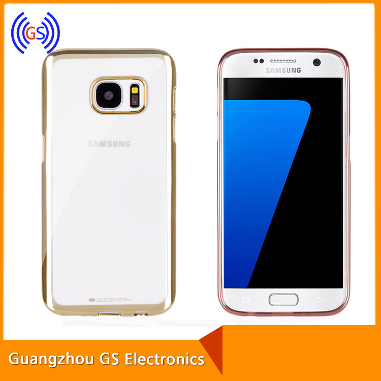 Wholesale Goospery Original Plated TPU Ring 2 Case For Samsung Galaxy S8