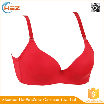 HSZ-58006 Sexy Women Underwear Model Suitable Bras for Fat Women