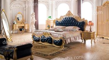 Danxueya Luxury King Bedroom Furniture,Luxury European Style Bedroom  Furniture Set - Buy Luxury Bedroom Furniture,Luxury European Style Bedroom  ...