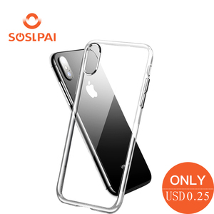 Best price soft tpu phone case for iphone 6/7/8/X plus