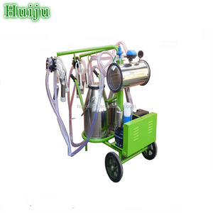 milking machine goats/ China factory mobile milking machine for cow, buffalo milking machine, portable goat milking machine for