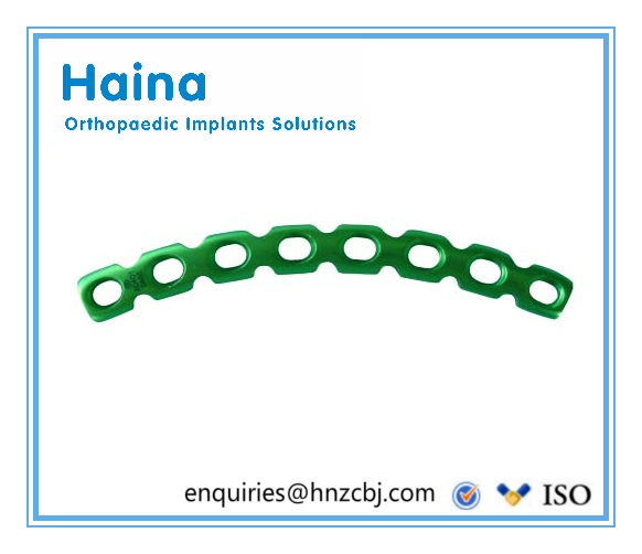 Reconstruction Plates, Curved,Suitable for pelvis - Trauma Fractures - Orthopedic Implants