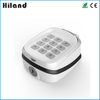 Metal case material gate keypad