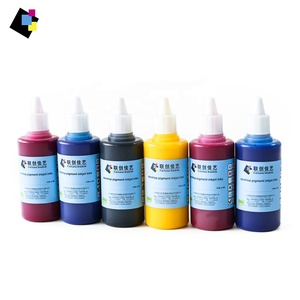 Pigment Ink For Epson R210 R230 R310 R250 R350 R510 Printer Refill Ink
