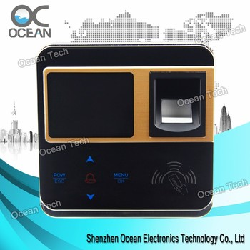Color Screen Fingerprint Door Access Controller M F211card Door