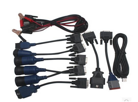 Полным набором кабелей для nexiq125032, Дизельное топливо диагностический кабель