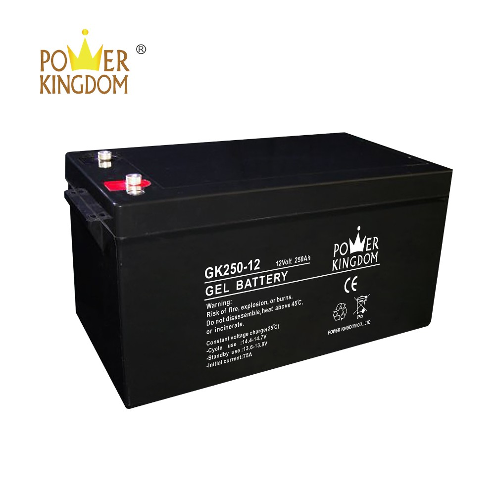 Power Kingdom duracell sealed lead acid battery with good price solor system-2