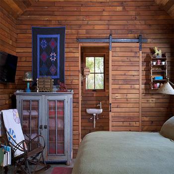 Interior Contemporary Sliding Barn Door Soundproof Interior Sliding Door
