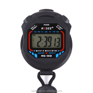 waterproof anti-shock CE RoHs running large stopwatch timer