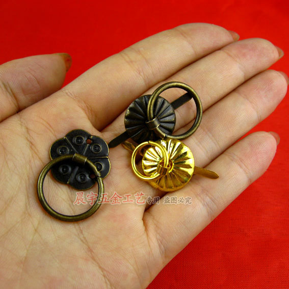 Wholesale Hardware Small Knob Handles For Wooden Box Pull Handles